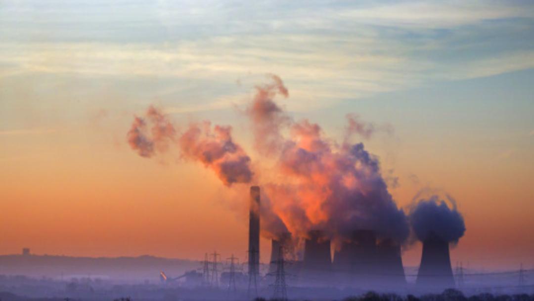 Imagen: En un informe conexo sobre la concentración de gases de efecto invernadero elaborado por la OMM, señaló que, durante el período 2015-2019, se ha observado un incremento continuo de los niveles de dióxido de carbono (CO2), 23 de septiembre de 2019 (Getty Images, archivo)