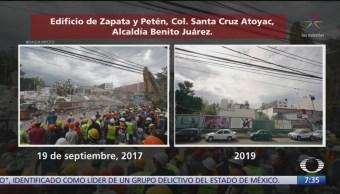 Testimonios del horror por el sismo 19S