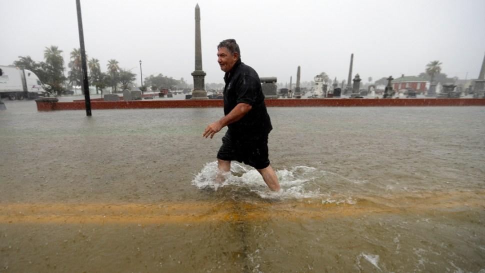 Foto: La depresión tropical 'Imelda' provoca inundaciones en Texas y Luisiana, 19 septiembre 2019