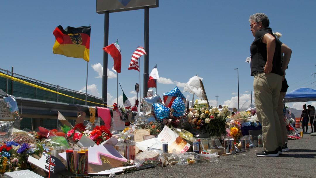 Foto: Tiroteo en El Paso, Texas, 3 de agosto de 2019. EU