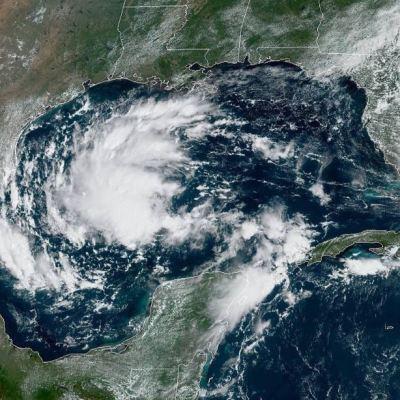 'Fernand' podría ingresar hoy como tormenta tropical en Tamaulipas