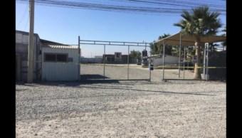 Hallan túnel clandestino en frontera México- Estados Unidos