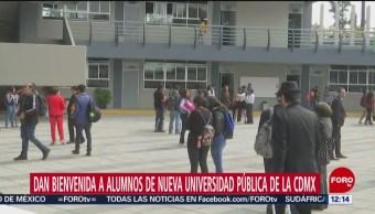 Universidad 'Rosario Castellanos', nueva escuela pública, arranca primer ciclo escolar