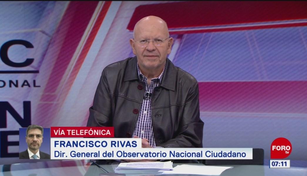 Video: Entrevista completa con Francisco Rivas, en Estrictamente Personal