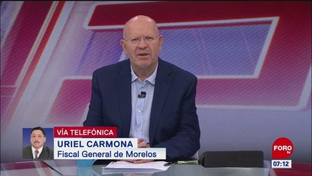 Video: Entrevista completa con Uriel Carmona, en Estrictamente Personal