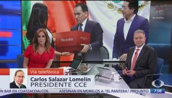 Video: Entrevista completa de Carlos Salazar Lomelín, en Despierta