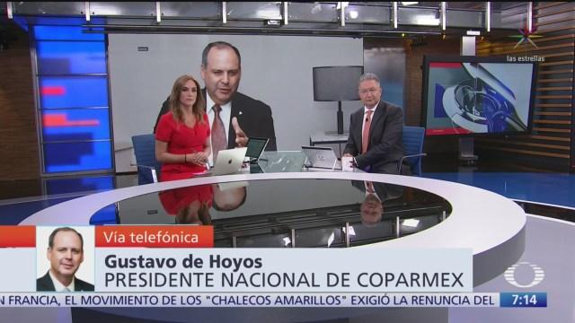 Video: Entrevista completa de Gustavo de Hoyos, en Despierta