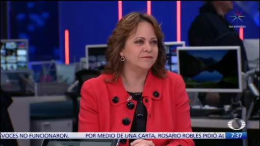 Video: Entrevista completa de Martha Delgado Peralta en Despierta