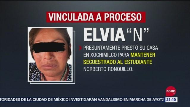 Foto: Vinculan Proceso Bruja Asesinato Estudiante Norberto Ronquillo 27 Septiembre 2019