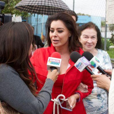 Yadhira Carrillo desmiente amenaza de muerte a Juan Collado