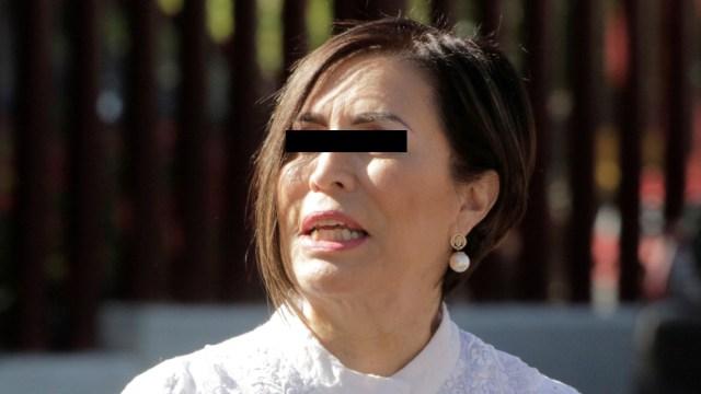 Rosario Robles, extitular de Sedatu y Sedesol. Reuters