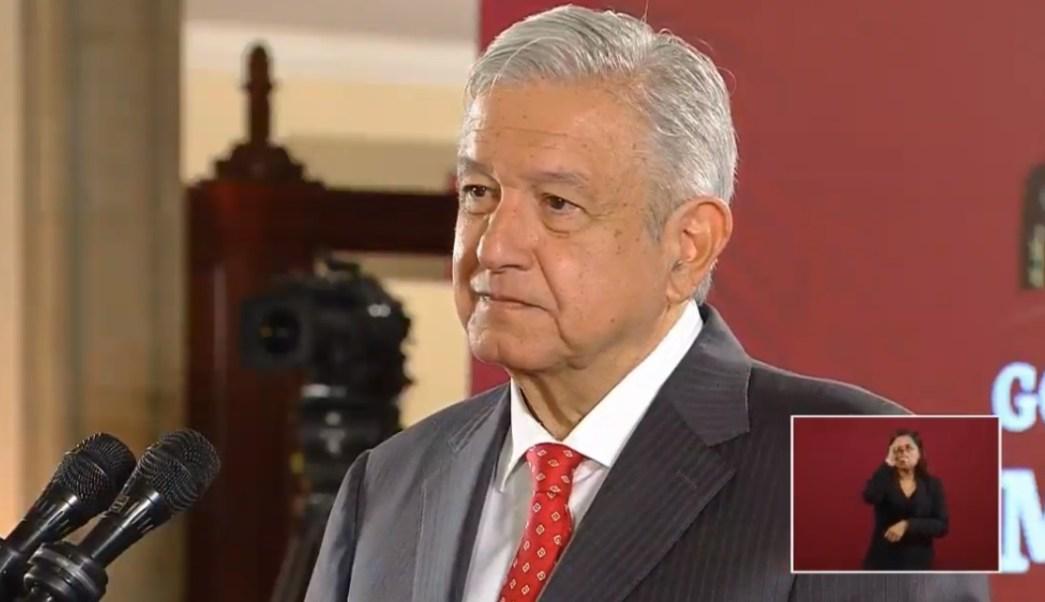 Foto: Andrés Manuel López Obrador, 23 de octubre de 2019, Ciudad de México