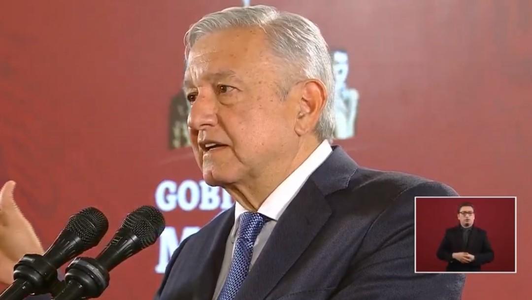 Foto: Andrés Manuel López Obrador, 24 de octubre de 2019, Ciudad de México
