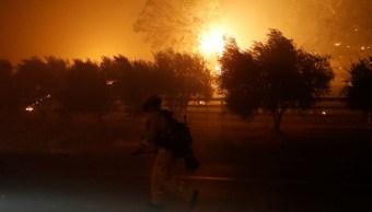 Incendios forestales en California, Estados Unidos