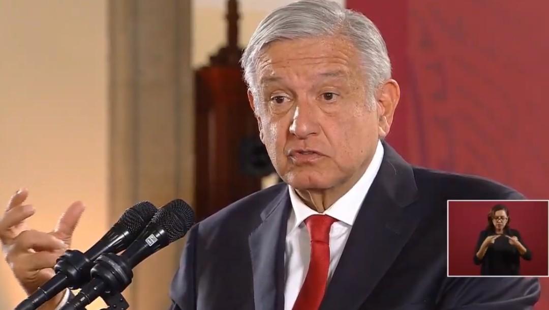 Foto;: Andrés Manuel López Obrador, 7 de octubre de 2019, Ciudad de México