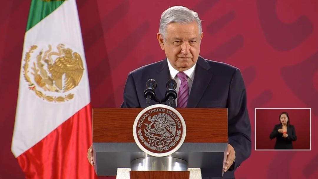 Foto: Andrés Manuel López Obrador, 9 de octubre de 2019, Ciudad de México