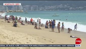FOTO: Acapulco Reanuda Actividades Playas,