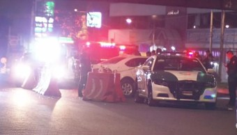 Foto: Un hombre murió tras volcar su automóvil sobre el Eje 3 Carlota Armero, alcaldía de Iztapalapa, en CDMX, 24 octubre 2019