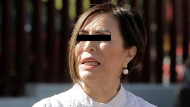 Foto: Admite AMLO que sí estuvo en la casa de Rosario Robles