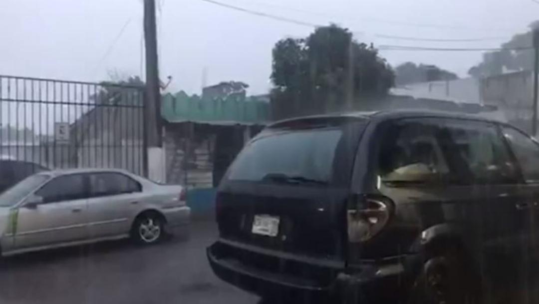 Foto: Según pronósticos, se espera que las fuertes lluvias continúen en los próximos tres días, 26 de octubre de 2019 (Noticieros Televisa)
