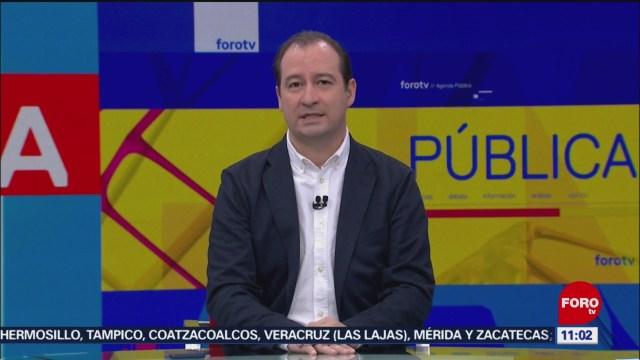 FOTO: Agenda Pública: Programa del 27 de octubre de 2019, 27 octubre 2019