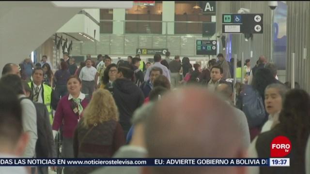 Foto: Aeropuerto CDMX Atrasará Una Hora Sus Relojes 23 Octubre 2019