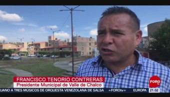Foto: Ataque Alcalde Valle De Chalco Hoy 29 Octubre 2019
