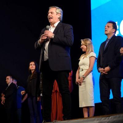 Triunfo de Fernández devuelve peronismo a Argentina