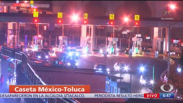 Alerta en Valle de México por manifestaciones de taxistas