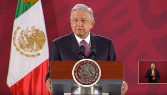 Foto: El presidente de México, Andrés Manuel López Obrador, ofrece una conferencia de prensa, 9 octubre 2019