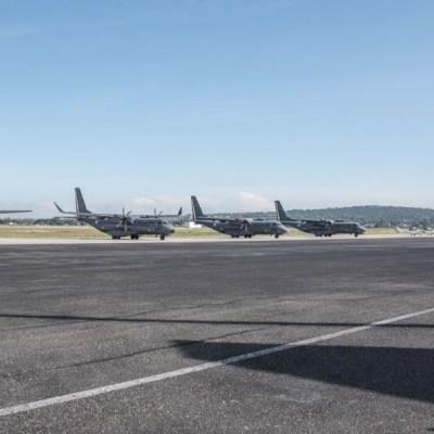 AMLO afirma que el Aeropuerto de Santa Lucía iniciará operaciones en 2021