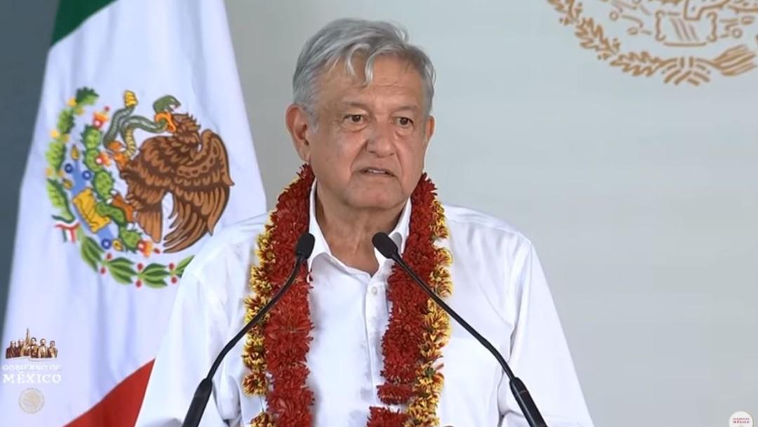 """Foto: El presidente Andrés Manuel López Obrador afirmó que al cumplirse hoy 10 meses de su gobierno """"vamos bien"""", el 1 de septiembre de 2019 (Gobierno de México YouTube)"""