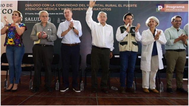 Foto: AMLO habló en Twitter sobre el próximo mandato de Jaime Bonilla, 12 de octubre de 2019 (PRESIDENCIA /CUARTOSCURO.COM)