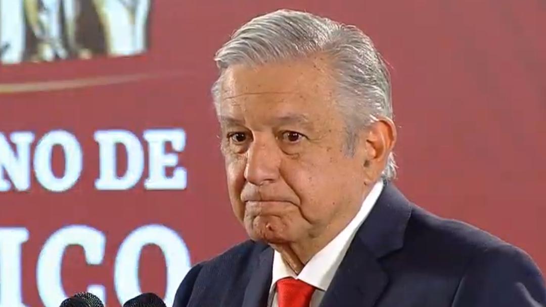 FOTO AMLO no concuerda con FMI, detalla motores de la economía mexicana (YouTube)
