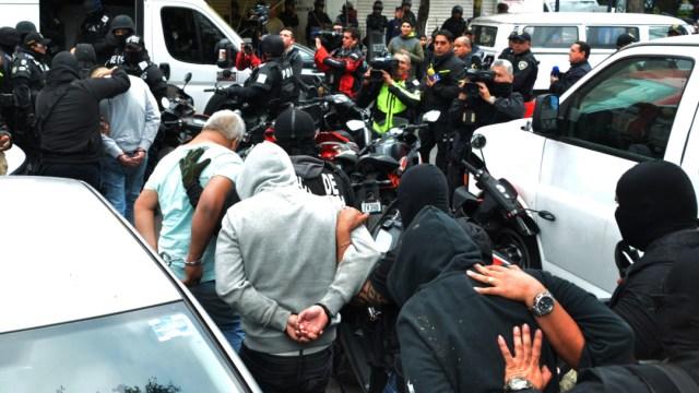 FOTO AMLO pide esperar argumentos tras liberación de detenidos en Tepito (EFE)