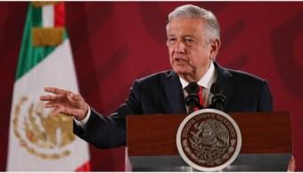 Imagen: AMLO agradece a Trump por su solidaridad, 19 de octubre de 2019 (GALO CAÑAS /CUARTOSCURO.COM)