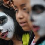 Foto: dia de muertos mexico. 17 Octubre 2019