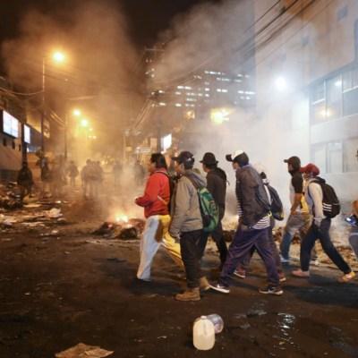 México da protección en Embajada de Ecuador a asambleísta de oposición