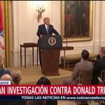 Foto: Investigación Contra Trump Aprueban Estados Unidos 31 Octubre 2019