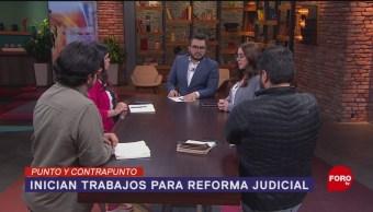Foto: Arrancan Trabajos Reforma Poder Judicial 23 Octubre 2019
