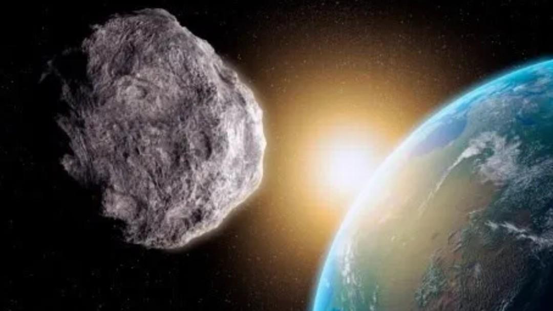 Foto:Asteroide cerca de la Tierra