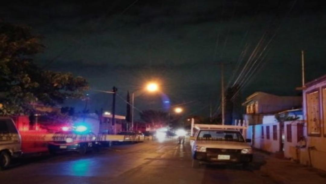 FOTO Atacan a niños a balazos en Zuazua, Nuevo León (Blog del Regio)