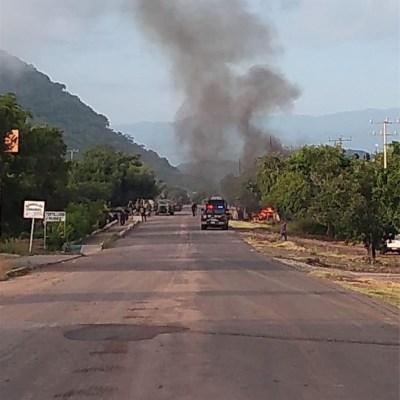 Audios inéditos revelan cómo fue la emboscada a policías en Michoacán