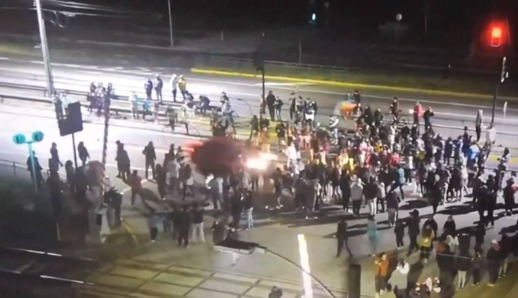 Foto Atropellamiento múltiple en Chile deja dos muertos