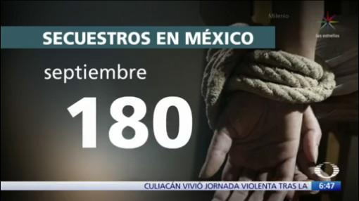 Aumentaron las víctimas de secuestro: Miranda de Wallace