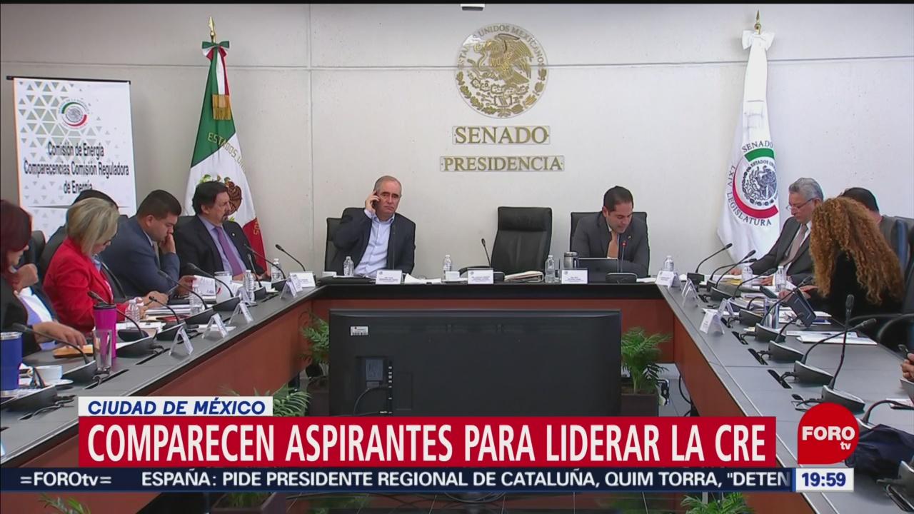 Foto: Avanza Senado Terna Presidir CRE 16 Octubre 2019
