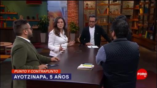 Foto: Caso Ayotzinapa 5 Años Sin Verdad 30 Septiembre 2019