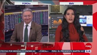 FOTO: Bolsa México Cierra Hoy Con Ganancias
