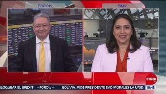 FOTO: Bolsa Mexicana Cierra Hoy Con Ganancias