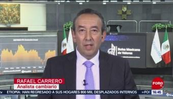FOTO: Bolsa Mexicana cierra hoy con pérdidas, 25 octubre 2019